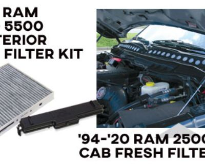 Geno' Garage March Special - Save 10% on Cabin Filters
