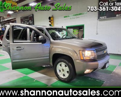 Used 2011 Chevrolet Tahoe 4dr 4WD Z71