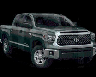 New 2021 Toyota Tundra SR5 CrewMax 5.5' Bed 5.7L (Natl) - Offsite Location