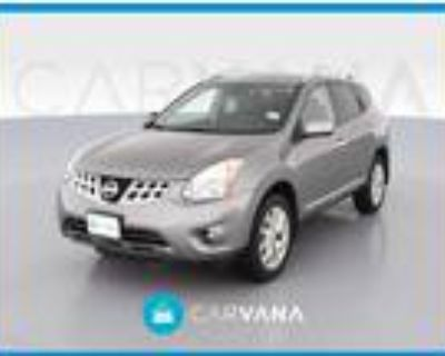 2012 Nissan Rogue Silver, 62K miles