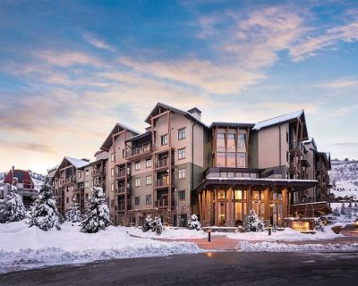Wyndham Park City - 2 BR Suite with world-class skiing - Park City