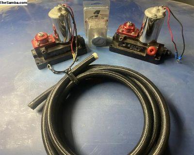 Quick fuel 175 fuel pumps
