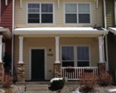 3501 Grey Owl Pt #1, Colorado Springs, CO 80916 3 Bedroom Apartment