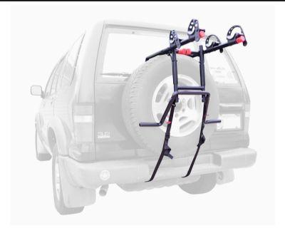 Florida - Jeep Wrangler JK two bike rack