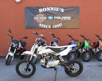 2021 SSR Motorsports SR125 Auto Motorcycle Off Road Pittsfield, MA