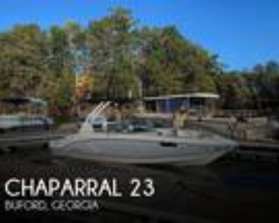 23 foot Chaparral 23 H2O