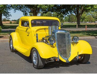 1934 Ford 2-Dr Coupe