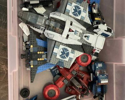Little box of legos