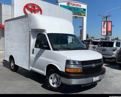 2016 Chevrolet Express Commercial Cutaway 3500