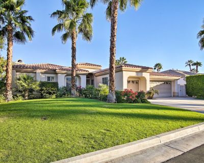 NEW! Indian Wells Home w/ Pool, Hot Tub & Fire Pit - Colony Cove