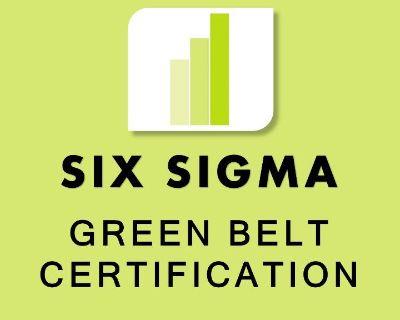 Six Sigma Green Belt Certification in Seattle