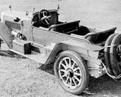 Seeking this custom body, removed from 1913 Lozier