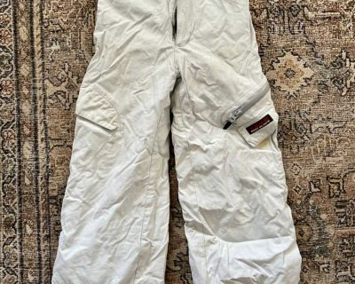 Kids 8 snow pants