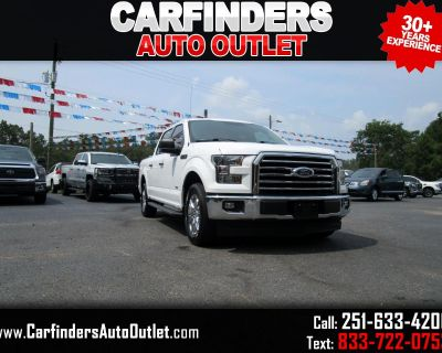 Used 2017 Ford F-150 XLT 2WD SuperCrew 6.5' Box
