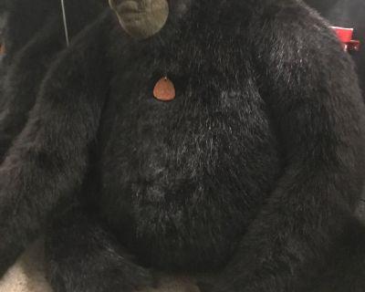 Stuffed Gorilla by Dakin