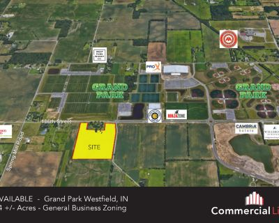 Grand Park Westfield - General Business Zoning