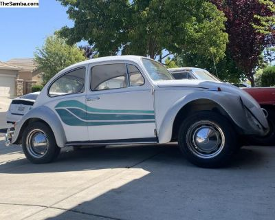 1965 Vw Bug super solid all around and running