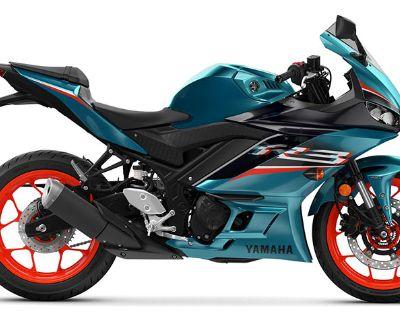 2021 Yamaha YZF-R3 ABS Supersport San Jose, CA