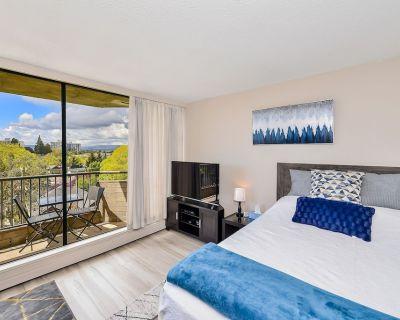James Bay 1 Bedroom Executive Studio Condo with Spectacular Views - James Bay