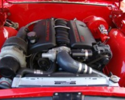 1965 Chevelle LS1 Garrett Turbo