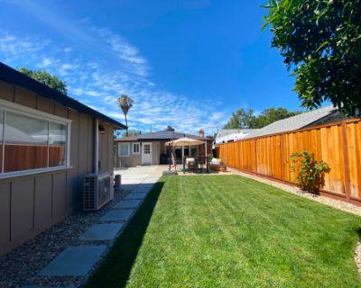 Blissful Backyard in Willow Glen, San Jose, CA