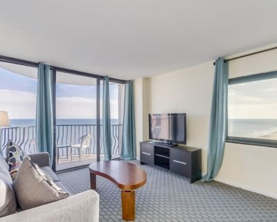 Oceanfront Penthouse, Two-story, 3 Bedrooms - Myrtle Beach