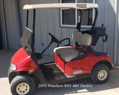 Golf Carts In Stock