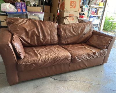 Most Comfortable Leather Couch Sofa