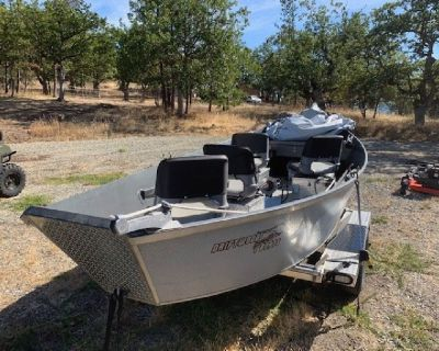 2017 Driftwood Drift boat  with trailer