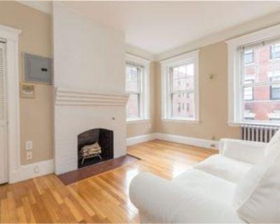 39 Revere Street #5, Boston, MA 02114 1 Bedroom Apartment