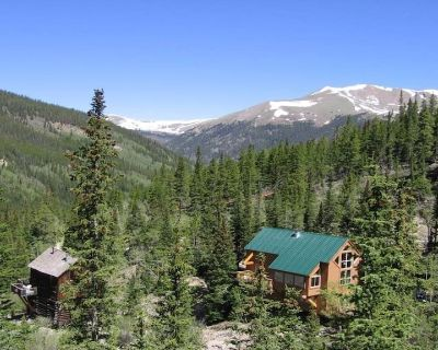 Creekside Retreat@Grays & Torreys Peaks - Silver Plume