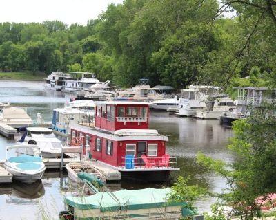 1949 Naiad Gordy Miller Houseboat