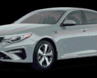 2020 Kia Optima LX Automatic