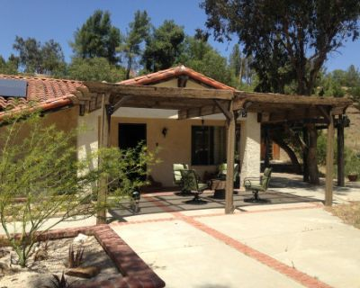 Rural 70's/80's Ranch Home on Large Property, Agua Dulce, CA