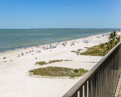 Welcome to Pelican Watch #604, your luxurious Gulf Front address in paradise! - Fort Myers Beach