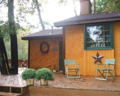 CHESTATEE RIVER CABIN is a prefect secluded get away for social distancing - Dahlonega