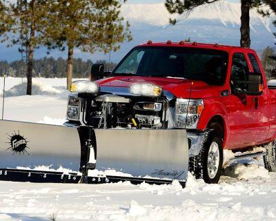 2021 Fisher Plows Xtreme V Snow Plow Blades Harrisburg, PA