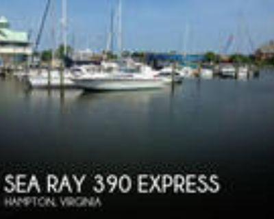 39 foot Sea Ray 39
