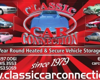 CLASSIC CAR CONNECTION...