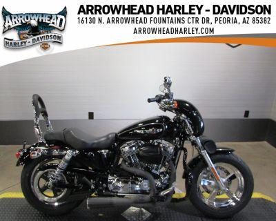 Pre-Owned 2016 Harley-Davidson 1200 Custom Sportster XL1200C