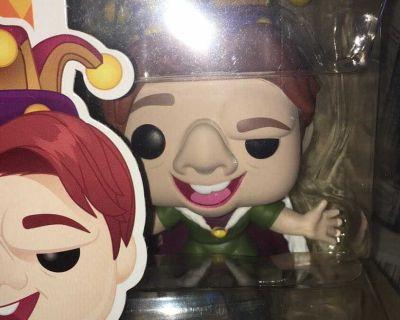 Funko pop Disney Hunchback new in box