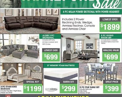 Sale Tax Refund Weekly offers and advertisements | Leon