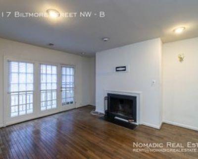 1817 Biltmore St Nw #B, Washington, DC 20009 2 Bedroom Condo