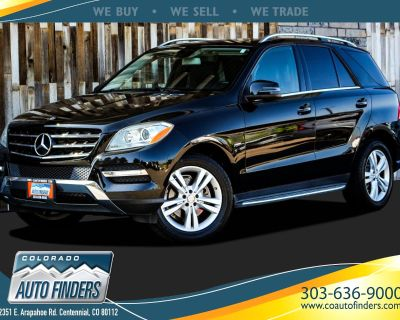 Used 2012 Mercedes-Benz M-Class ML350