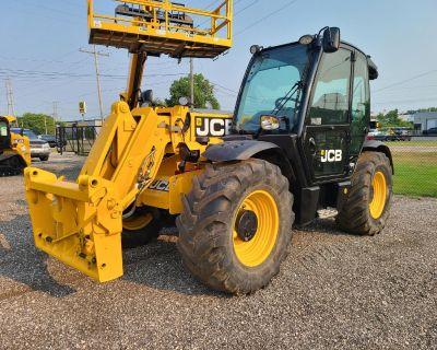 2013 JCB 536-60 AGRI PLUS