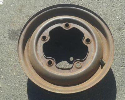 Early type 3 wheel 1964 -65 rim