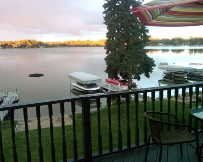 Waterfront Paradise with Island View on a Crystal Clear Lake! - Browns Lake
