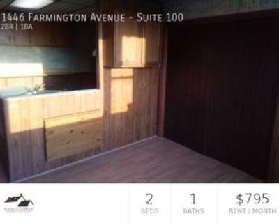 1446 Farmington Ave #100, Pottstown, PA 19464 2 Bedroom Apartment