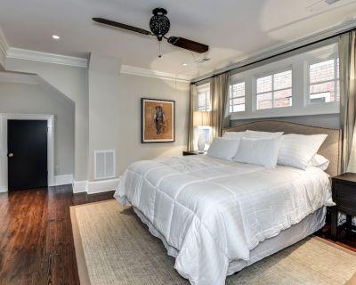 Unit 4 - Amazing 2 Bedroom Suite Two-level floor plan - Candler Park