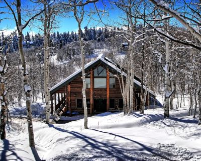 Rustic Cabin Getaway, Perfect for Large Groups - Tollgate Canyon